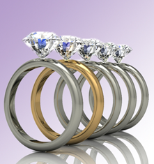 Remi Engagement Rings